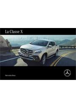 Prospectus Mercedes Benz : X Class
