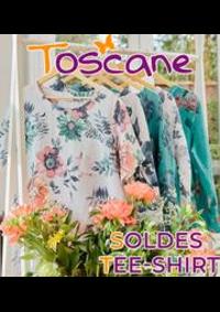 Prospectus Toscane LOUVROIL : SOLDES TEE-SHIRT