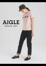 Prospectus Aigle : Nouveautés Femme