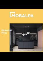 Prospectus Mobalpa : Offre Spéciale