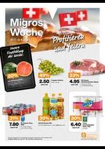 Prospectus Migros Supermarché : Migros Wochenflyer 30 2021