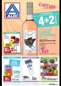Prospectus Aldi Les Fins : Catalogue Aldi