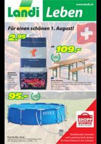 Prospectus Landi Belp - Aare Genossenschaft : Landi Gazette KW 30