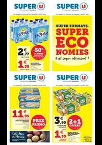 Prospectus Super U VALDAHON : SUPER FORMATS, SUPER ÉCONOMIES