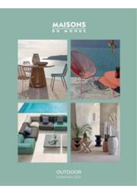 Prospectus Maisons du monde Montbéliard : Outdoor | Collection 2021