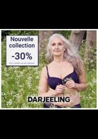 Prospectus Darjeeling BESANCON : Nouvelle Collection -30%!!