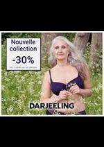 Prospectus Darjeeling : Nouvelle Collection -30%!!