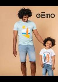 Prospectus Gemo AUDINCOURT : Nouvelle Collection pour homme
