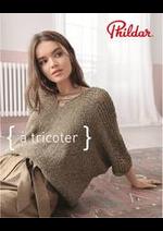 Prospectus Phildar : Modèles Tricot - Femme