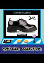 Prospectus Chaussea : Chaussea Nouvelle Collection