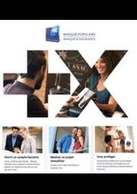 Prospectus Banque Populaire ROISSY EN FRANCE : Ouvrir un compte bancaire