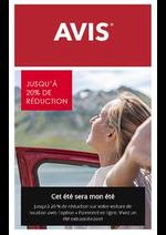 Prospectus Avis : Offres