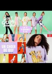 Prospectus Jennyfer PARIS 36 bld rochechouart : New offers