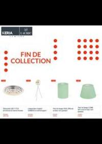 Prospectus Keria ST DOULCHARD : Fin de Collection - Soldes