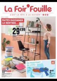 Prospectus La Foir'Fouille Herblay : Offre Spéciale