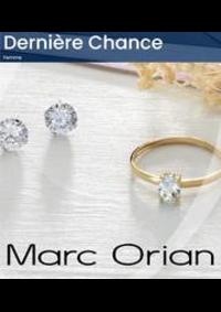 Prospectus Marc Orian Thiais - C.C. Belle Épine Bas : Dernière Chance Femme