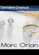 Prospectus Marc Orian : Dernière Chance Femme