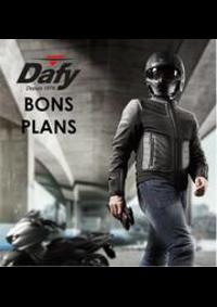 Prospectus DAFY MOTO valenciennes : BONS PLANS