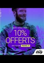 Prospectus Dafy moto : 10% OFFRES