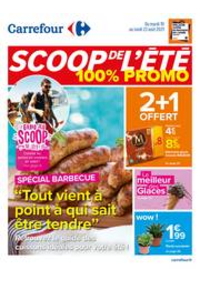 Prospectus Carrefour CHARENTON LE PONT : Scoop Promos de l'été - Spécial Viandes