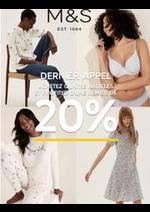 Prospectus Marks & Spencer : Lookbook