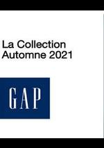 Prospectus Gap : La Collection Automne 2021 Enfant et Bébé