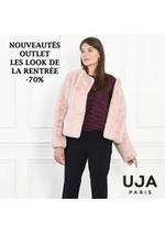 Prospectus Un Jour Ailleurs : NOUVEAUTÉS OUTLET LES LOOK DE LA RENTRÉE -70%