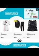 Promos et remises  : Les offres sur tous les sports