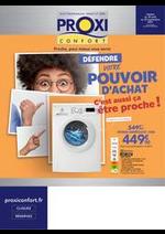 Prospectus Proxi Confort : Proxi Confort Tabloïd Septembre
