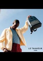 Prospectus Le Tanneur : NOUVEAUTÉS HOMME