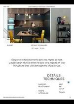 Promos et remises  : Cuisine complète et sur mesure Cortina