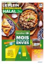 Prospectus Carrefour : Le plein d'économies Halal