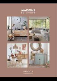 Prospectus Maisons du monde Arcueil : Indoor Collection 2021