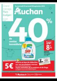 Prospectus Auchan TAVERNY : Catalogue Auchan