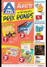 Prospectus Aldi Noisy-le-Grand : Catalogue Aldi