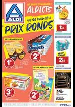 Promos et remises  : Catalogue Aldi