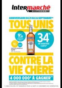 Prospectus Intermarché Express Paris 9 - Rue bleue : TF ANNIVERSAIRE 1