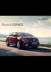 Prospectus Concession Renault RELAIS DE BRIE DES NATIONS : Renault ESPACE