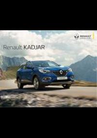 Prospectus Concession Renault RELAIS DE BRIE DES NATIONS : Renault KADJAR