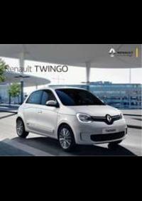 Prospectus Concession Renault RELAIS DE BRIE DES NATIONS : Renault TWINGO