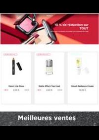Prospectus Kiko Noisy-le-Grand C.C. Les Arcades  : 10 % De Réduction Sur Tous Nos Produits