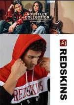 Prospectus Redskins : Redskins Nouvelle Collection