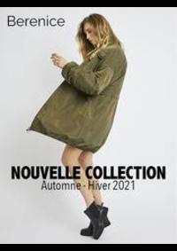 Prospectus Berenice Boulogne-Billancourt : Nouveautés Femme