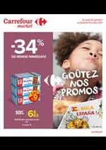 Promos et remises Carrefour Market : Goûtez nos promos