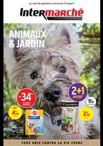 Prospectus Intermarché Hyper : EVEN ANIMALERIE JARDIN SEPTEMBRE