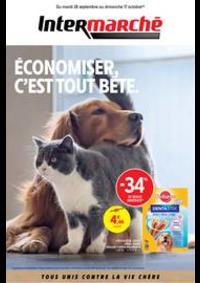 Prospectus Intermarché Super Mitry-Mory : EVEN ANIMALERIE JARDIN SEPTEMBRE