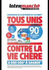 Prospectus Intermarché Super Les Hôpitaux Neufs : TF ANNIVERSAIRE 2