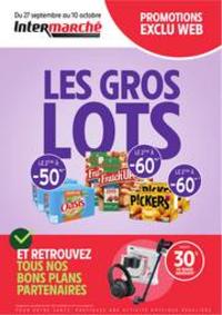 Prospectus Intermarché Hyper Thonon-Les-Bains : PROS 2 DRIVE + MKP GROS VOLUME