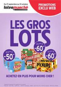 Prospectus Intermarché Super Lugrin : PROS 2 DRIVE GROS VOLUME V1