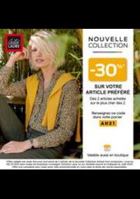 Prospectus Christine Laure MULHOUSE : Nouvelle Collection